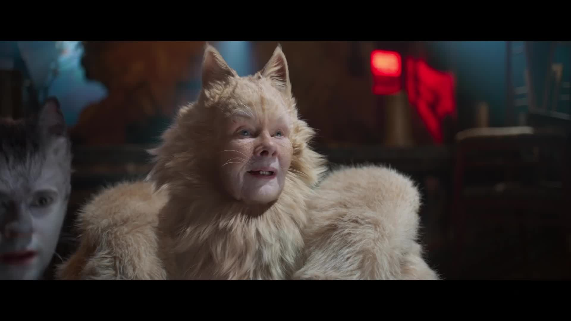 Cats director admits trailer backlash prompted some changes