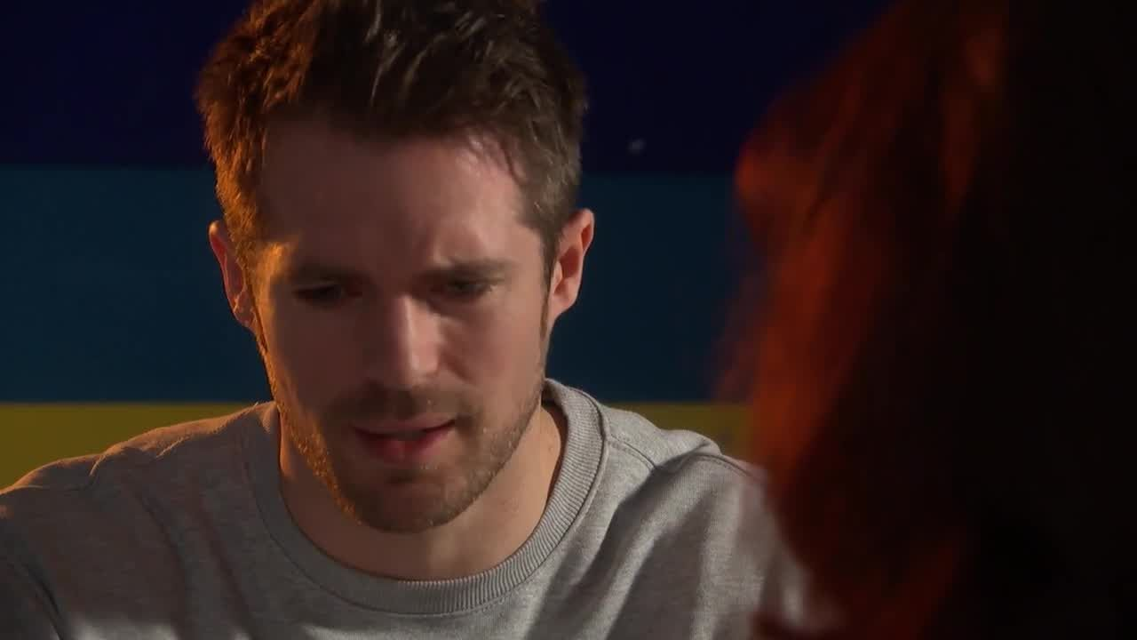 Exclusive: Hollyoaks rapist Laurie Shelby is quizzed by police in new spoiler clip