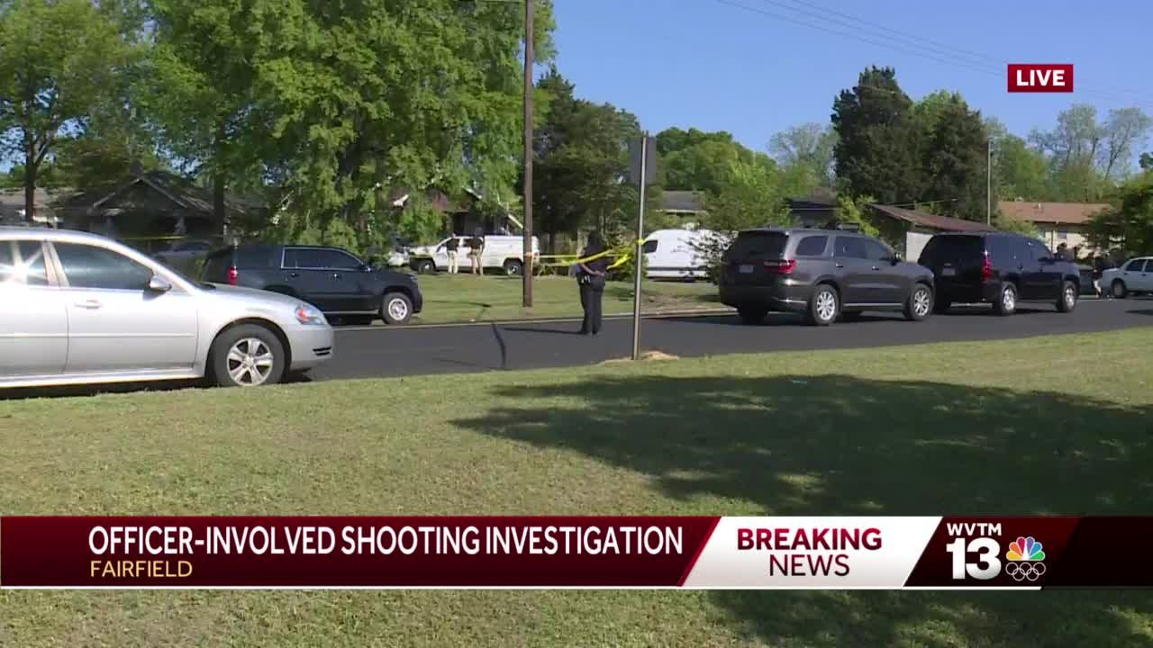 Person shot by Birmingham police after firing at officers, chief says