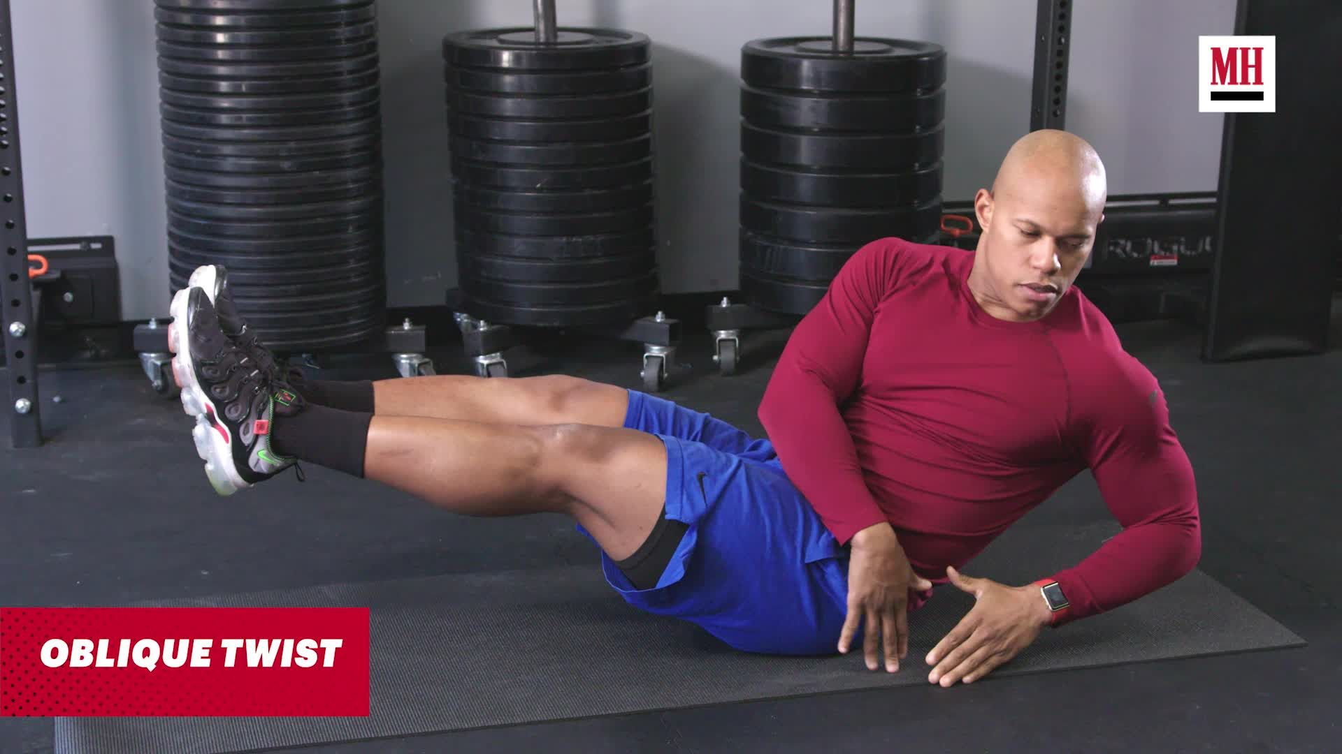 This Fast and Furious 7-Minute Abs Workout Will Help You Get Results