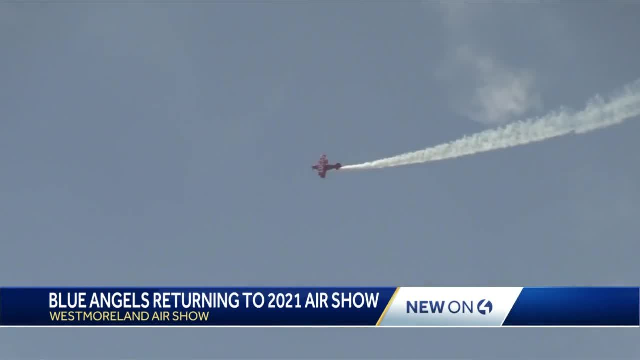 Chicago Air Show 2020.Blue Angels Return To Westmoreland County Airshow In 2021
