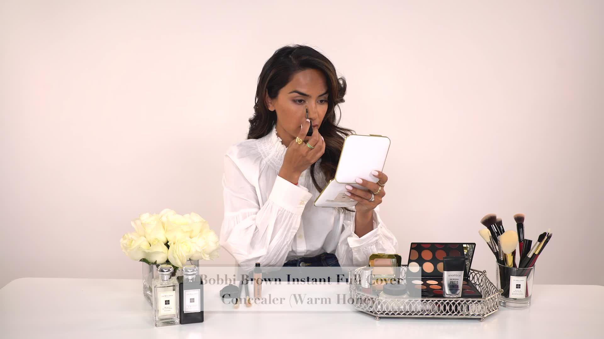 Bazaar Brides: Watch Diipa Büller-Khosla doing her wedding make-up