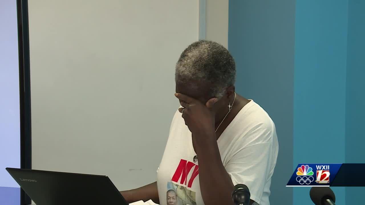 Group highlights toll gun violence has taken on the city of Winston-Salem