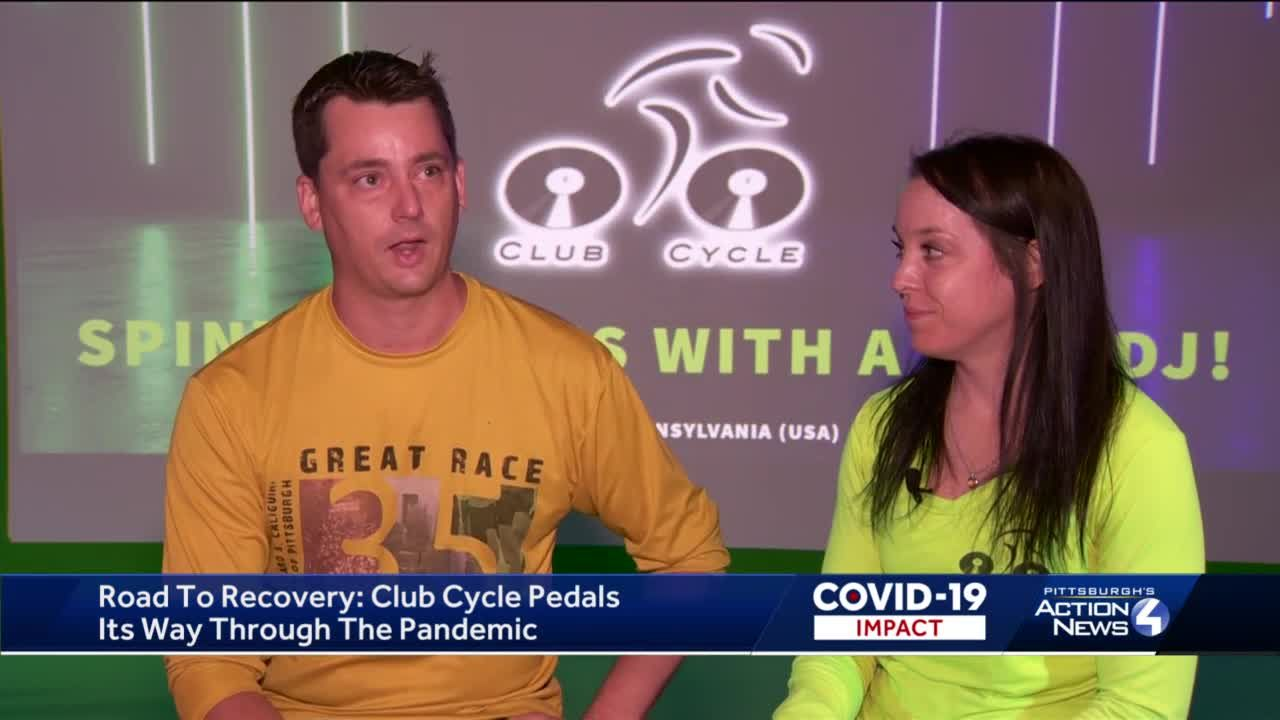 Road to Recovery: Club Cycle
