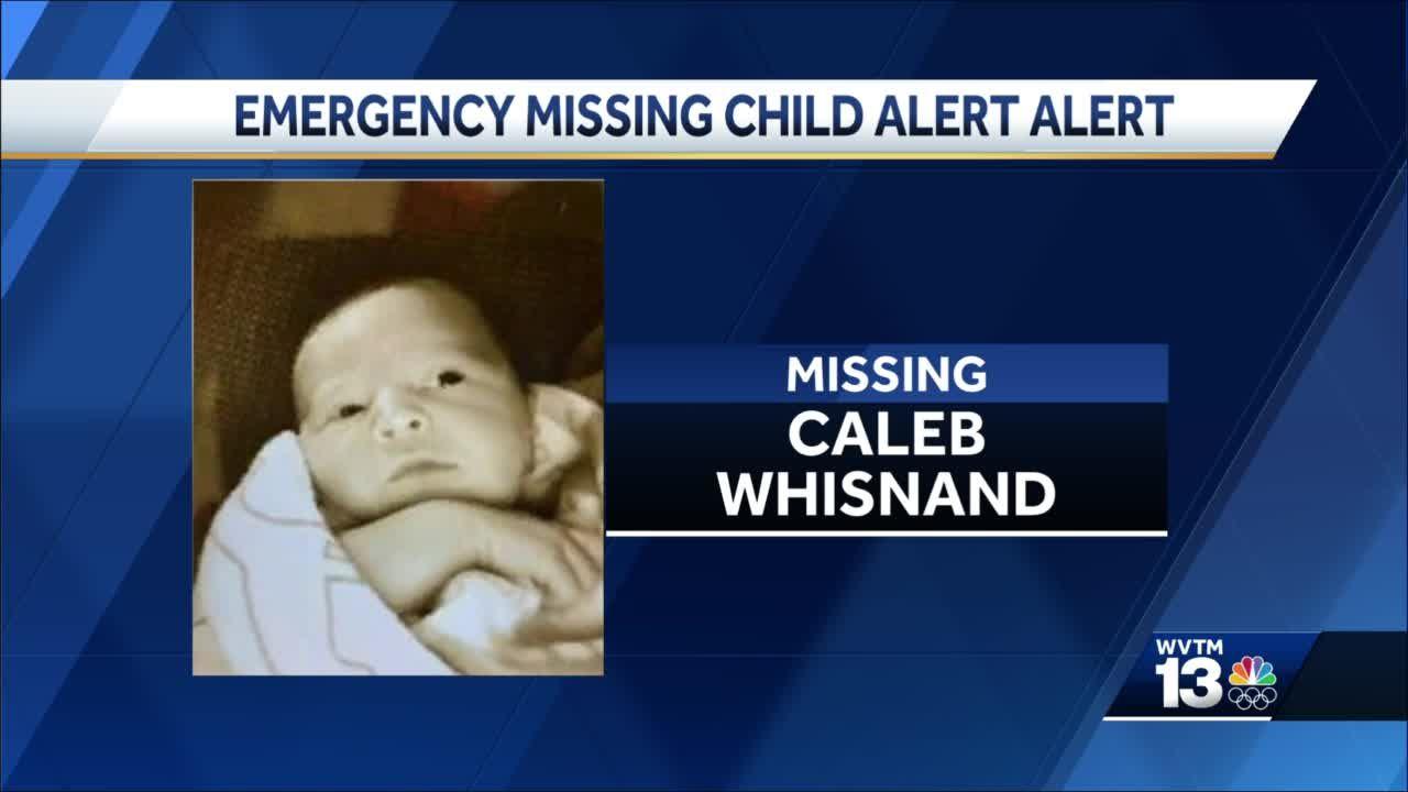 Missing Child Alert for baby boy in Montgomery