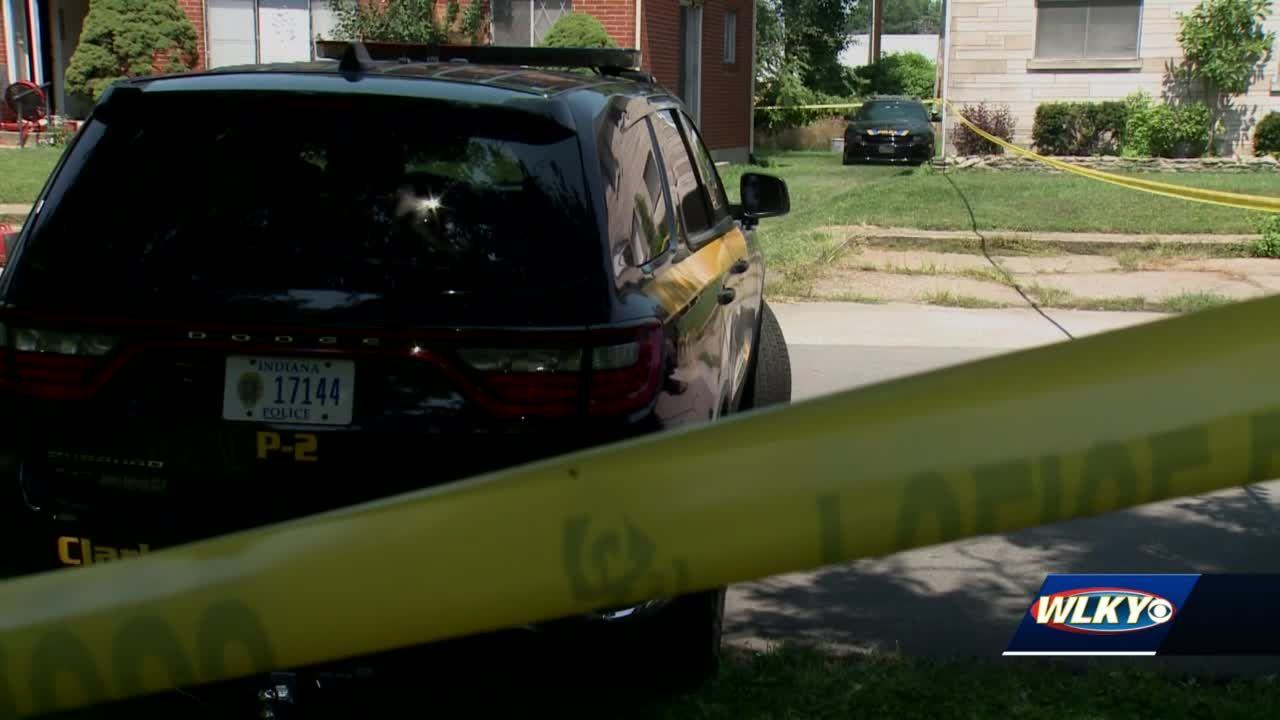 Police describe 'disturbing' murder of woman in Clarksville, say it was likely a botched robbery
