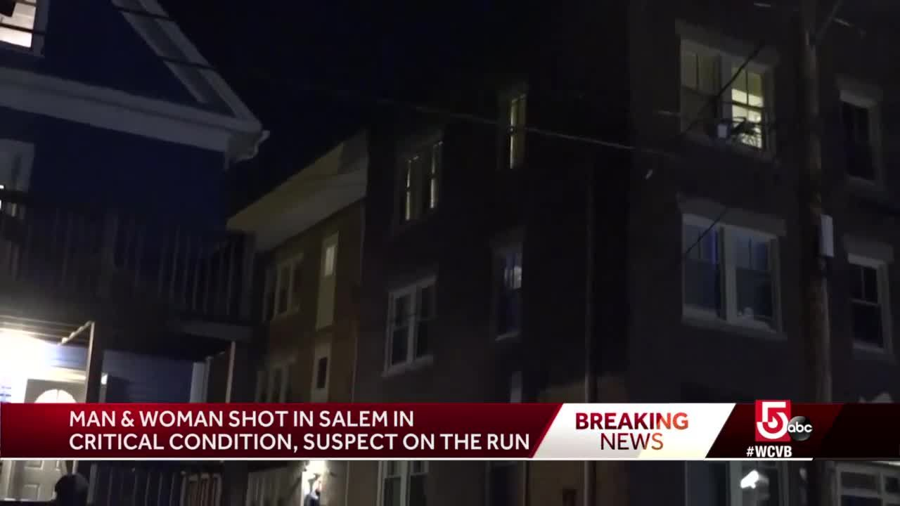 Salem shooting that injured 2 not random, police say