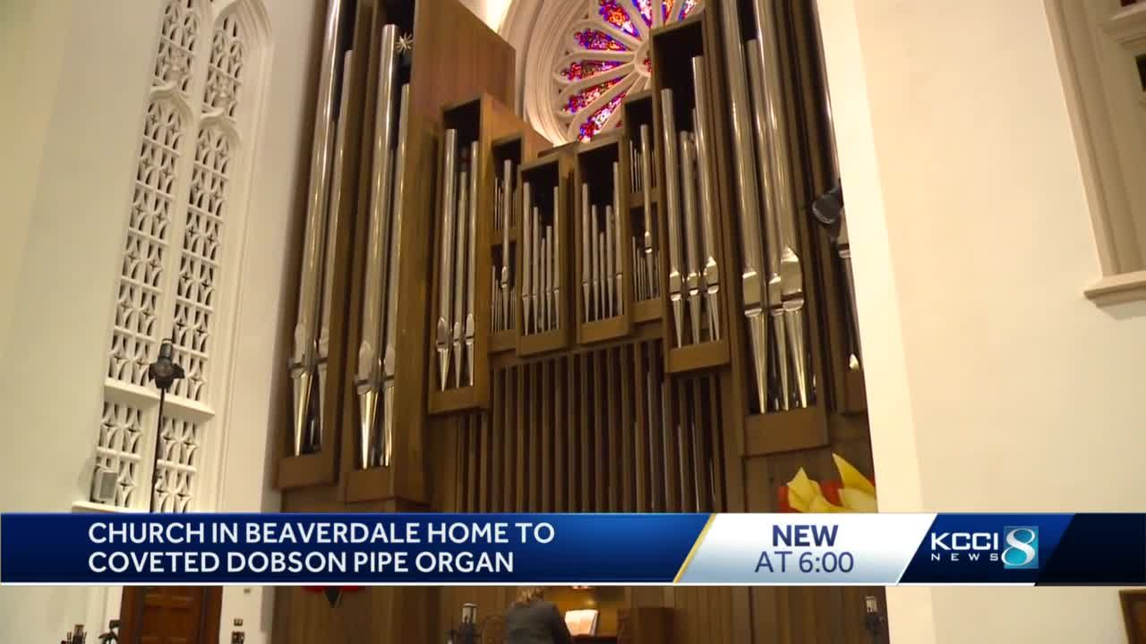 Church cherishes their pipe organ after Dobson factory fire