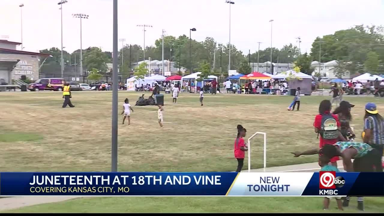 Kansas Citians celebrate Juneteenth with several events