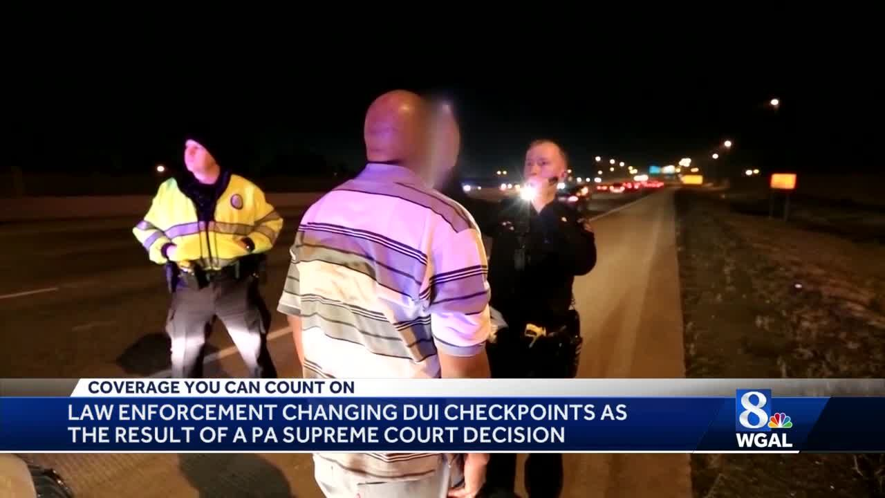 Pennsylvania Supreme Court ruling changes how police conduct DUI enforcement