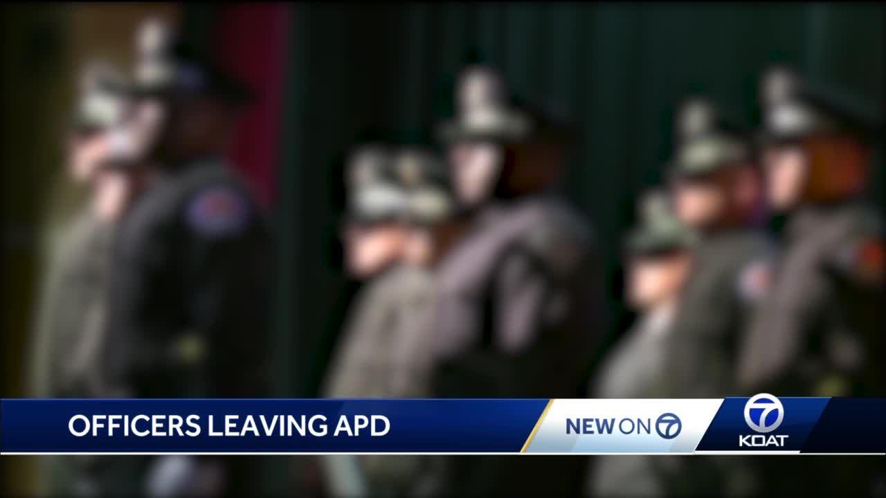 While ABQ faces crime crisis, APD union releases more videos
