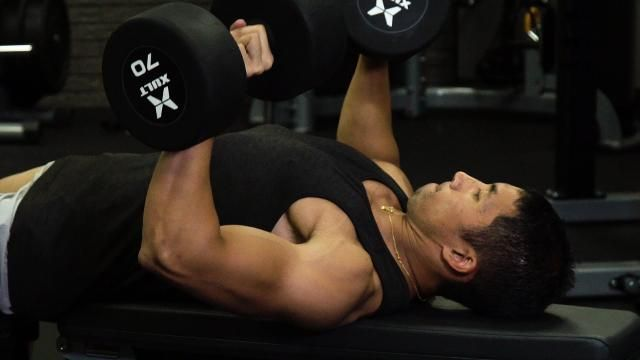 These 8 Exercises Will Help You Master the Bench Press