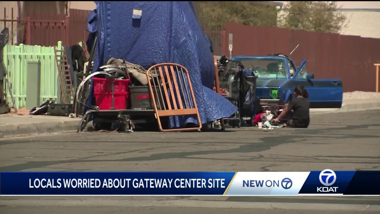 Locals express concern over new homeless shelter