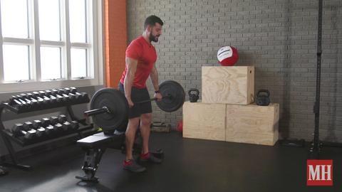 How to Do Stiff-Legged Deadlifts