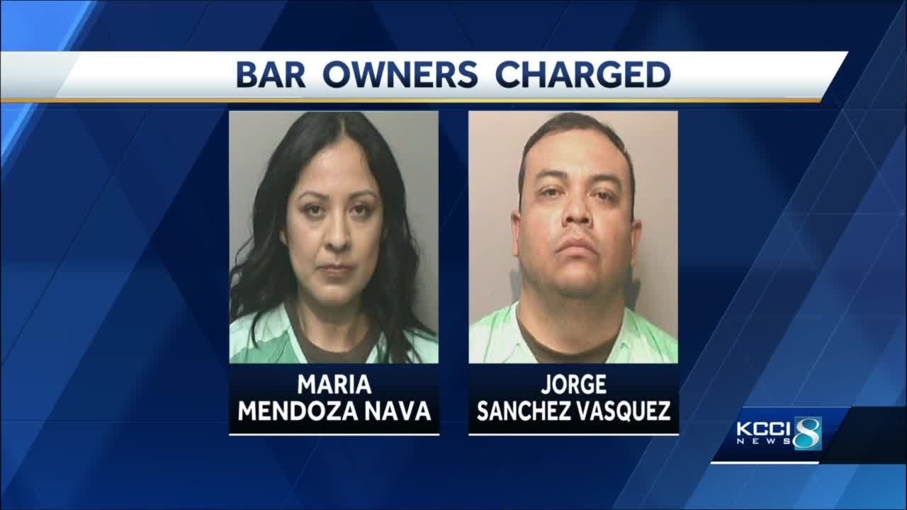 West Des Moines bar owners charged with tax evasion