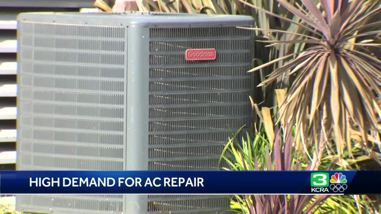 Add 'AC unit supply' to the list of things affected by pandemic