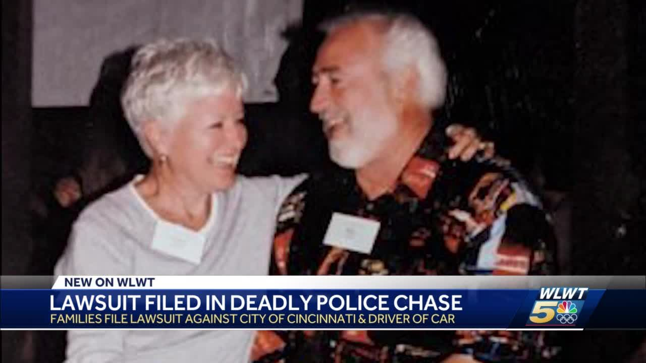 Daughter of couple killed after high-speed chase crash: 'The police didn't care about my parents'