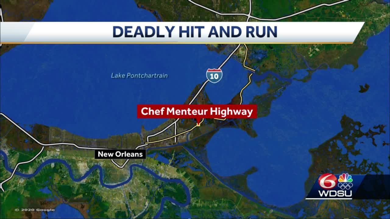 Woman killed after hit-and-run in New Orleans East