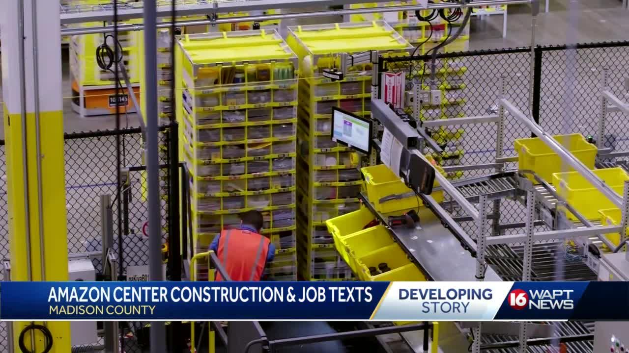 Amazon hiring for jobs in Madison