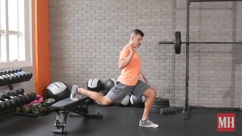 The Worst Way to Perform the Bulgarian Split Squat