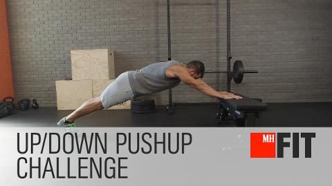 2 Pushup Workouts That Hit Every Muscle in Your Core