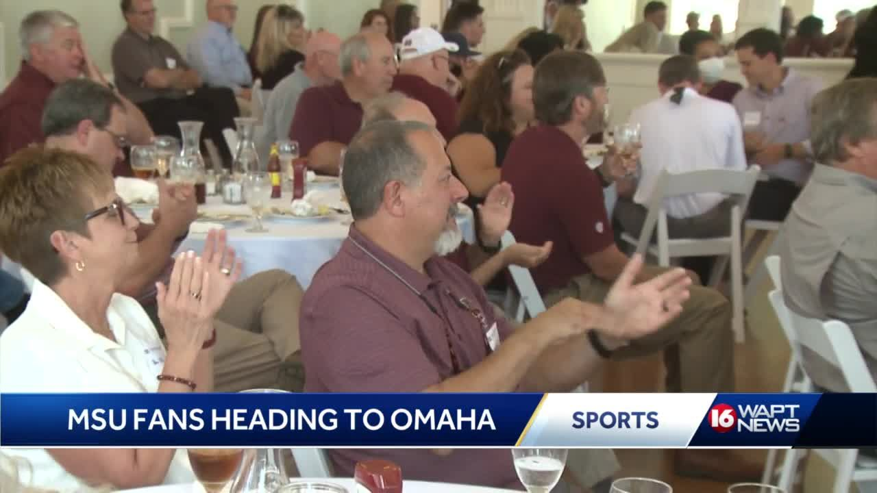 MSU fans excited about making the trip to Omaha