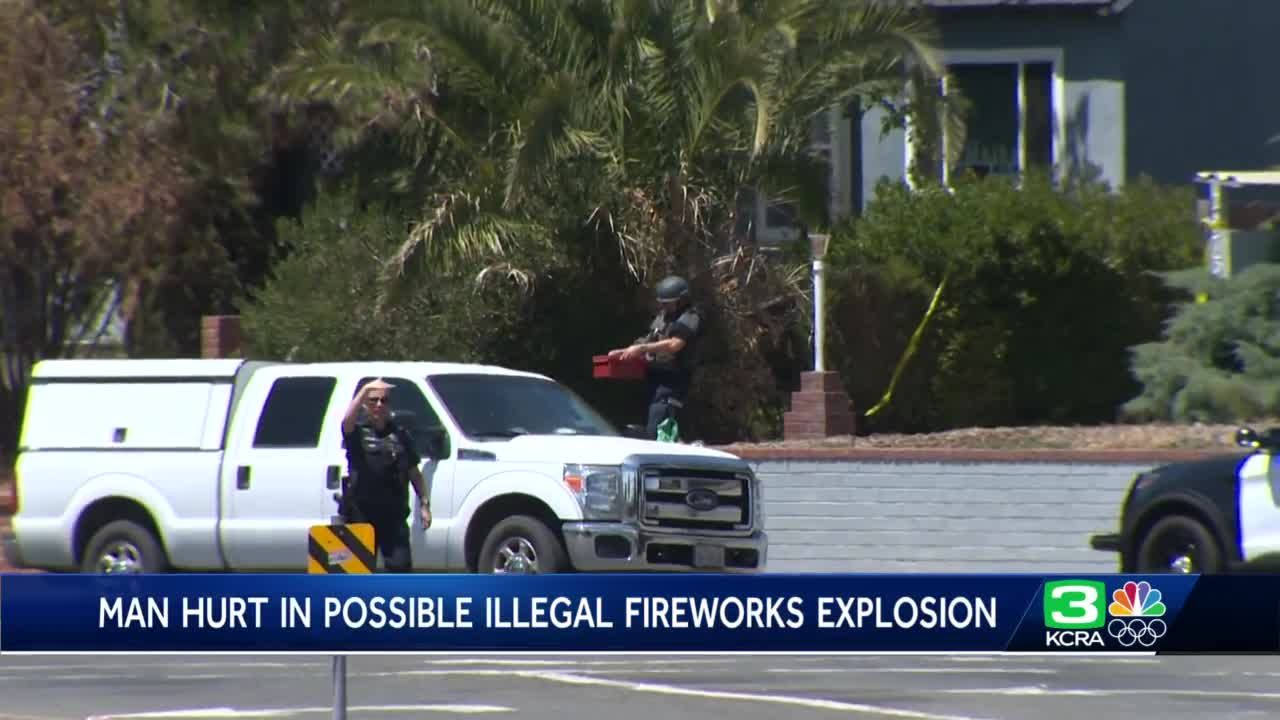 Early morning explosion forces evacuations in Sacramento neighborhood