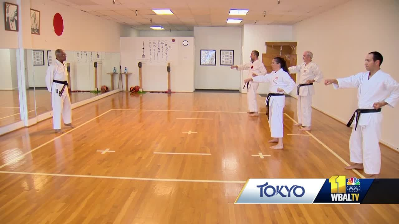 Senseis explain karate as sport competes in Olympics