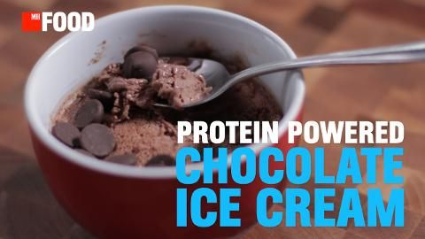 The Easy Way to Make High-Protein Ice Cream at Home