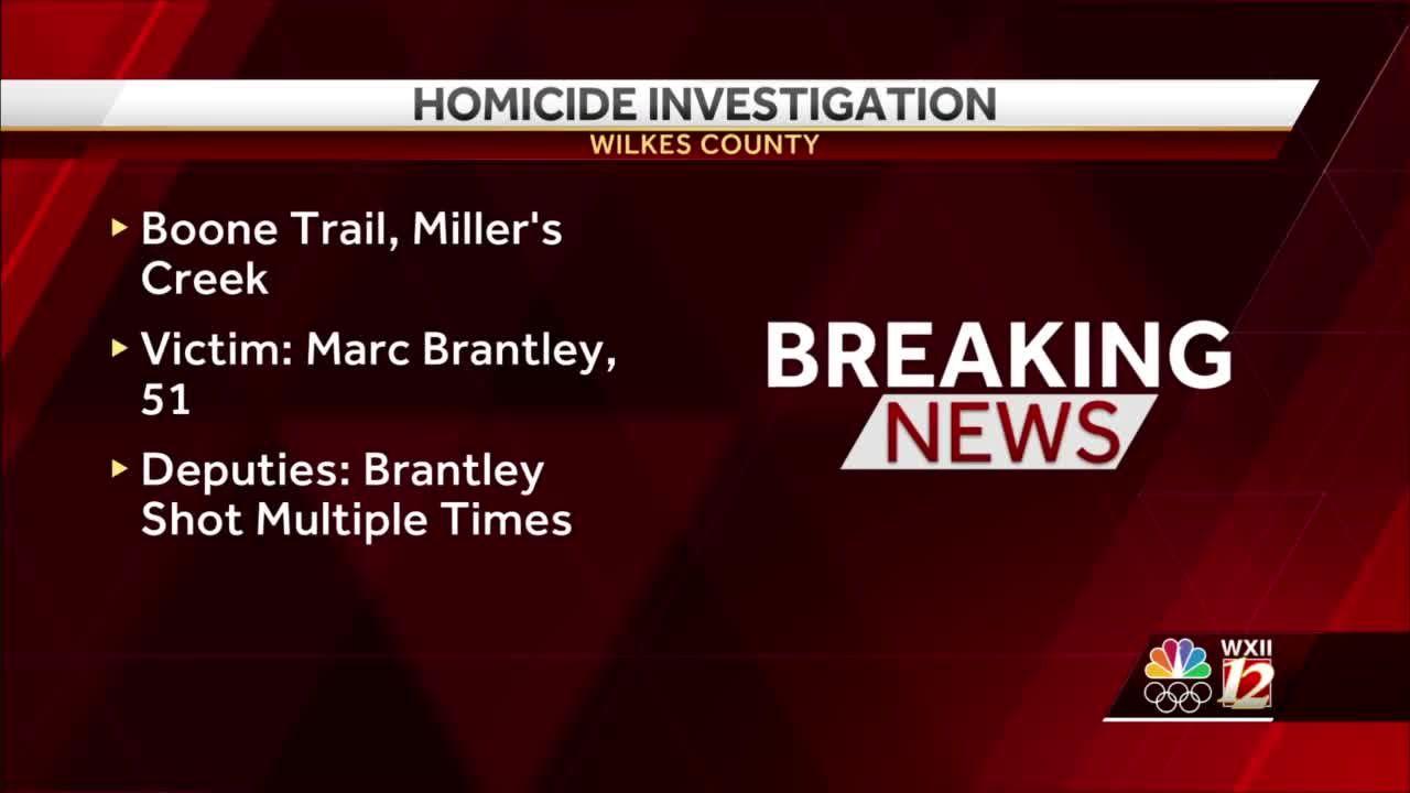 Wilkes County deputies investigate murder-suicide that killed 2 in Millers Creek