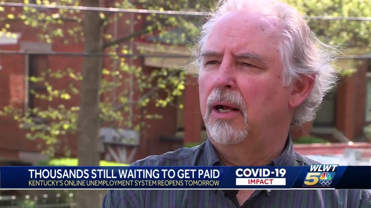 Eight months without pay: Covington man shares experience with unemployment