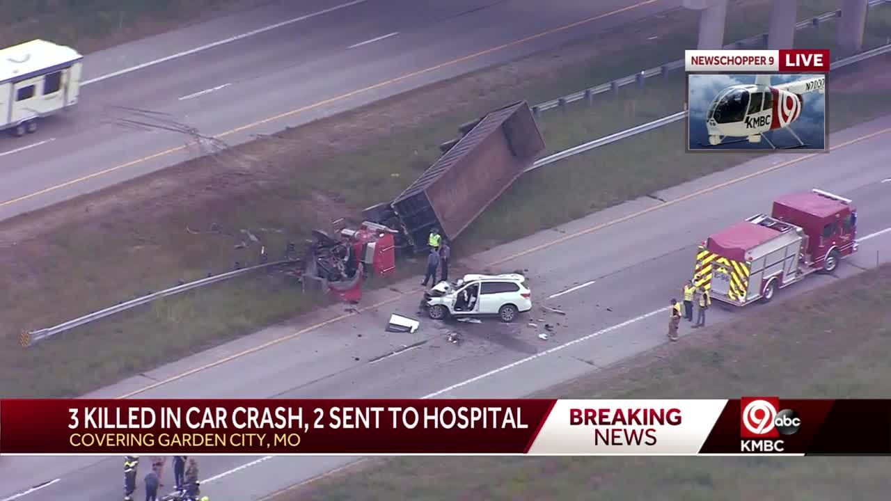 Multiple fatalities reported in Cass County crash on 7 Highway