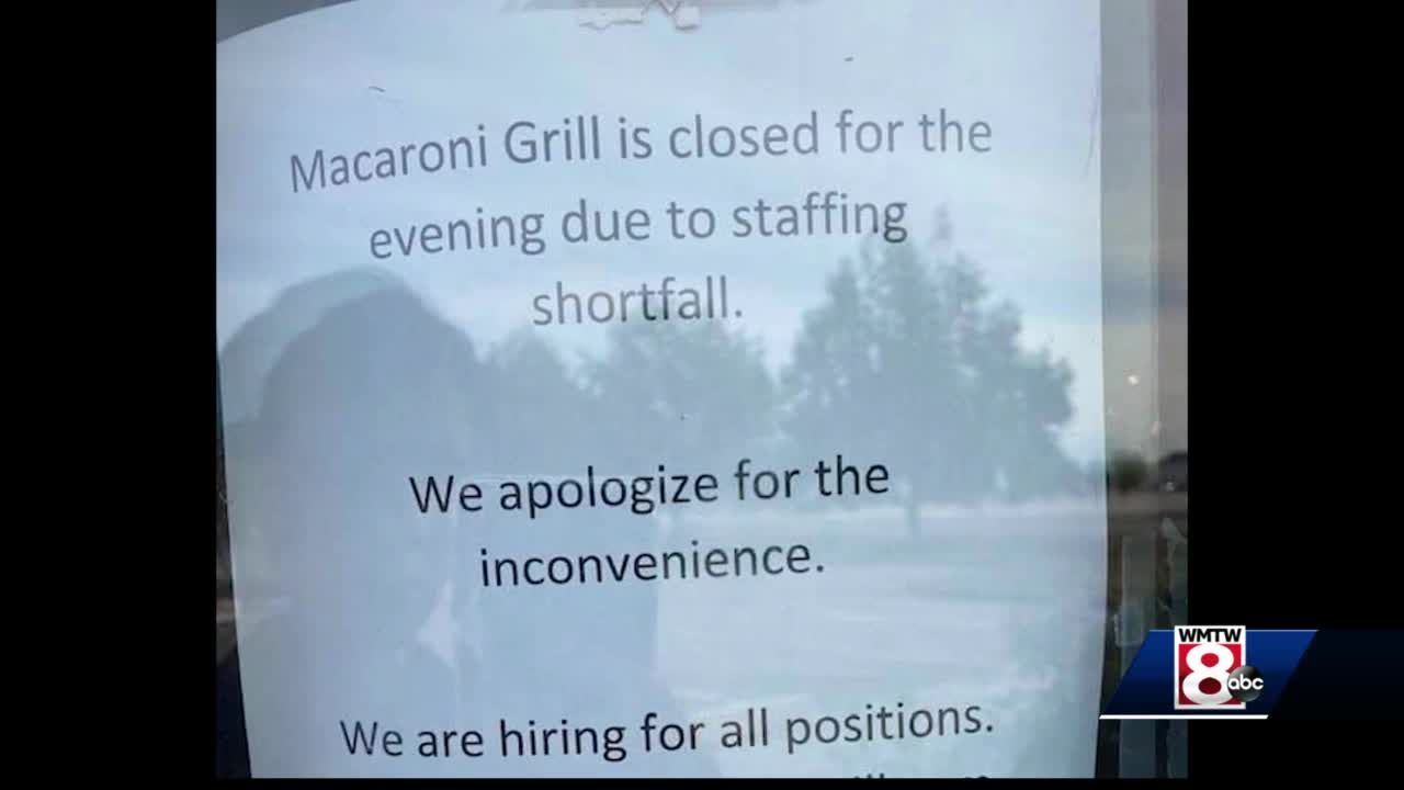 Maine economist explains what's behind state's labor shortage