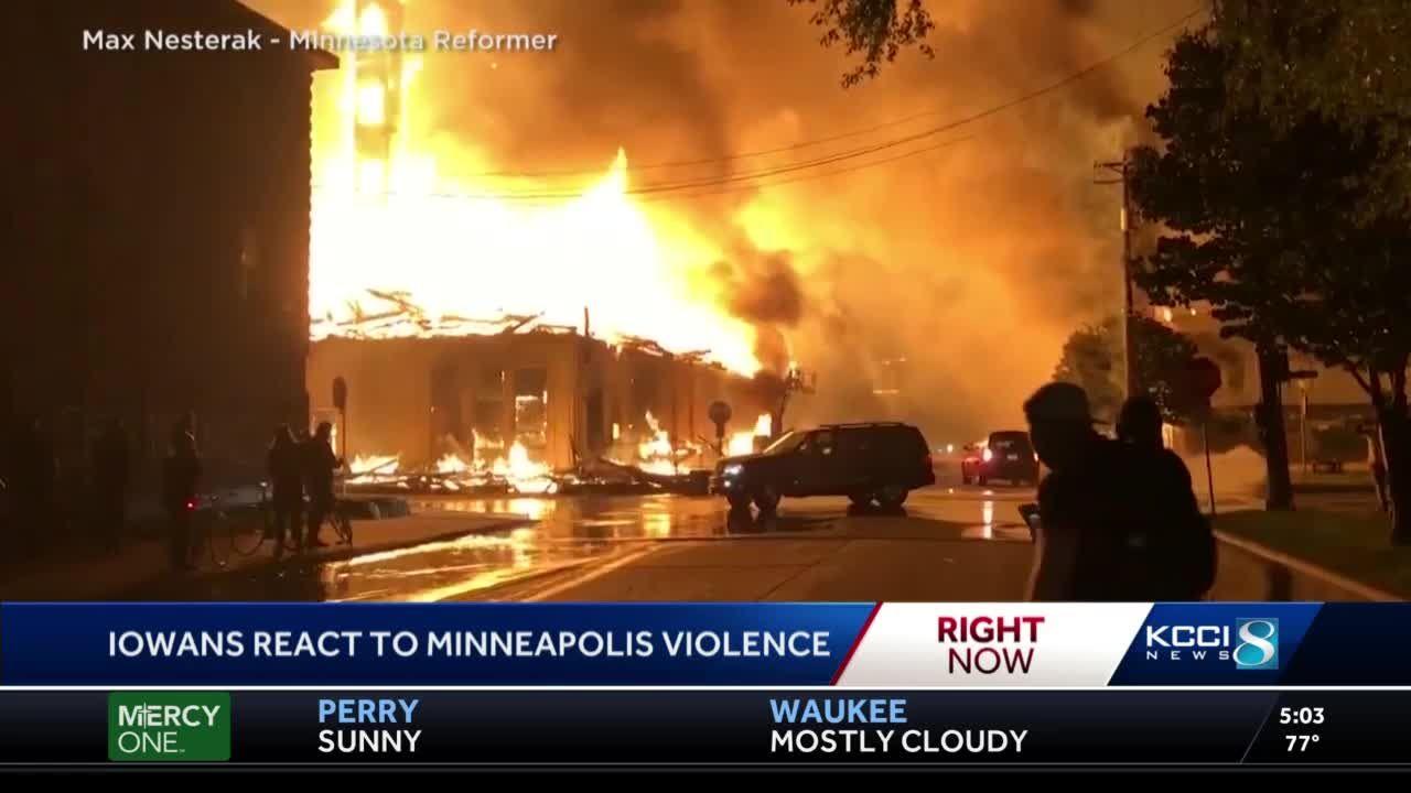 Unrest in Minnesota following George Floyd's death felt by central ...