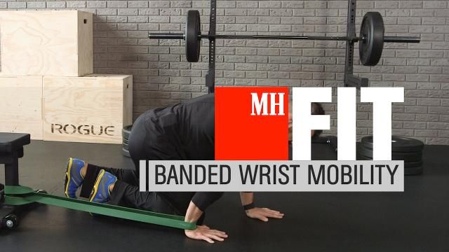 Do These Simple Drills to Stop Wrist Pain During Pushups and Front Squats
