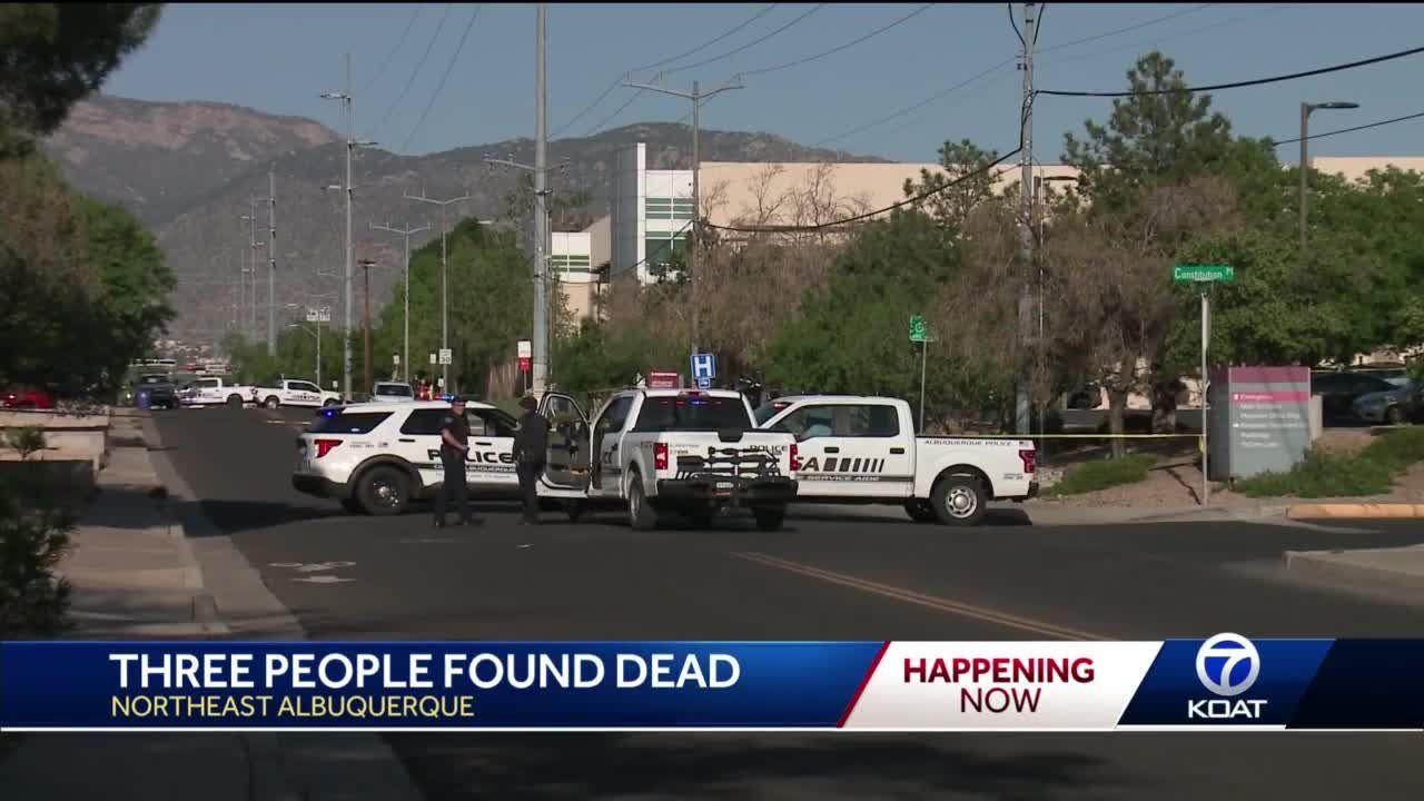 Three people dead at Kaseman Hospital parking lot