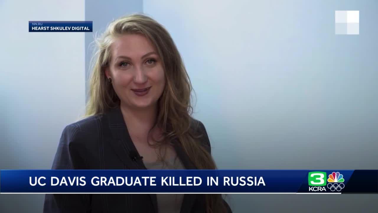 UC Davis graduate killed in Russia