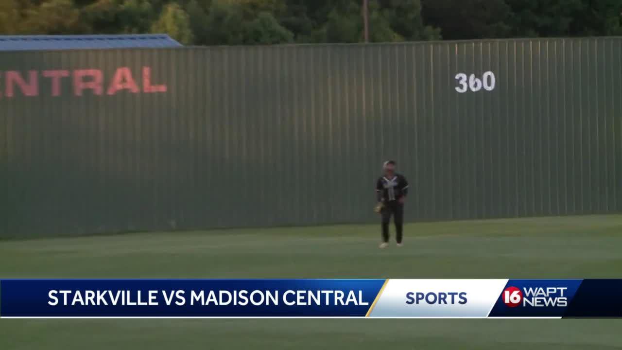 HS Playoff Baseball: Madison Central vs Starkville