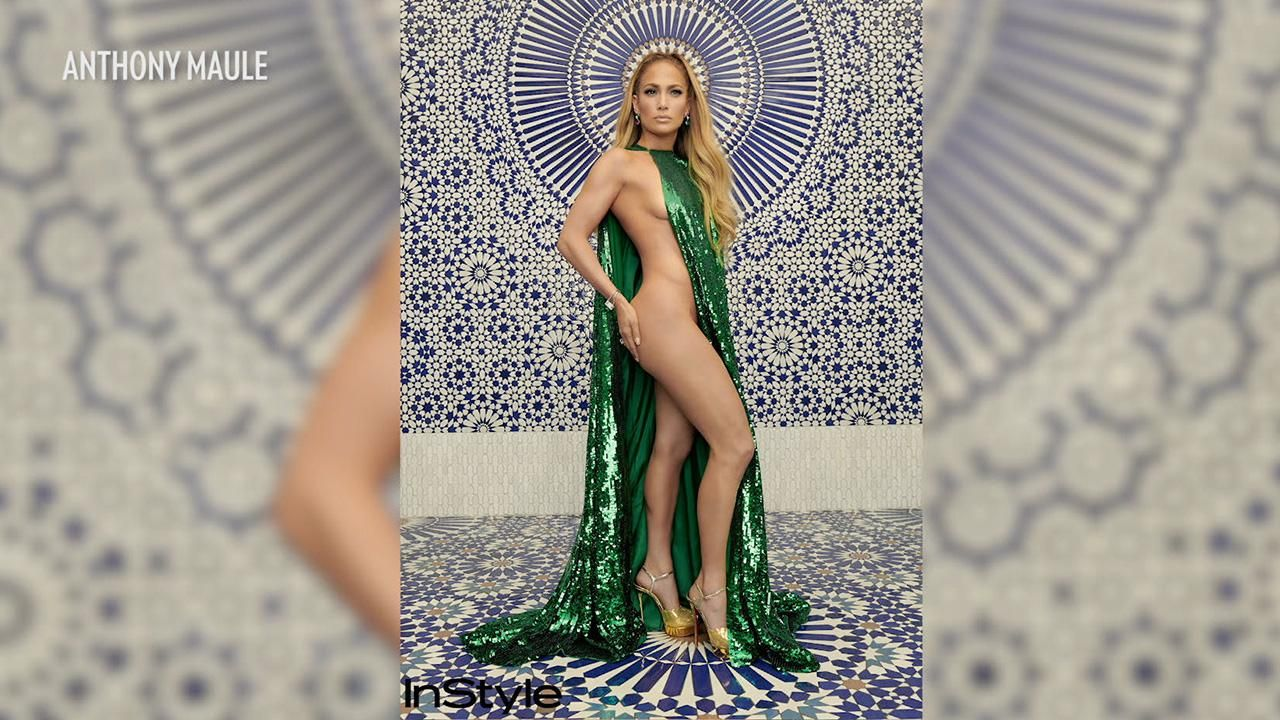 Jennifer Lopez Says Her Body Is the Result of No Caffeine, No Alcohol, and Lifting Weights