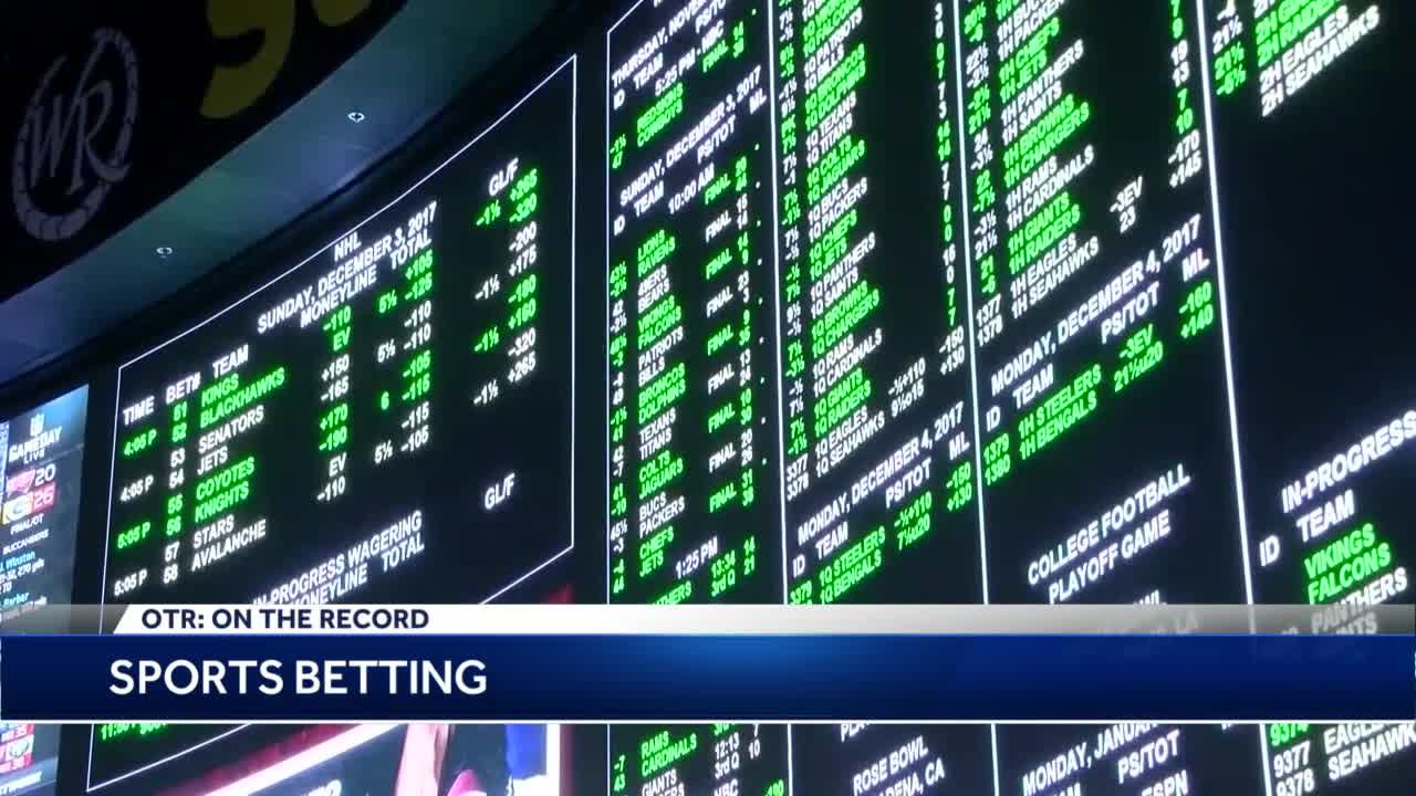 OTR: Is it time to legalize sports gambling in Massachusetts?