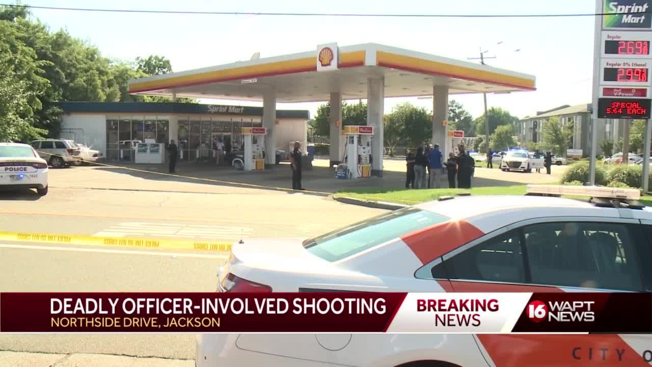 Armed robbery leads to officer-involved shootout