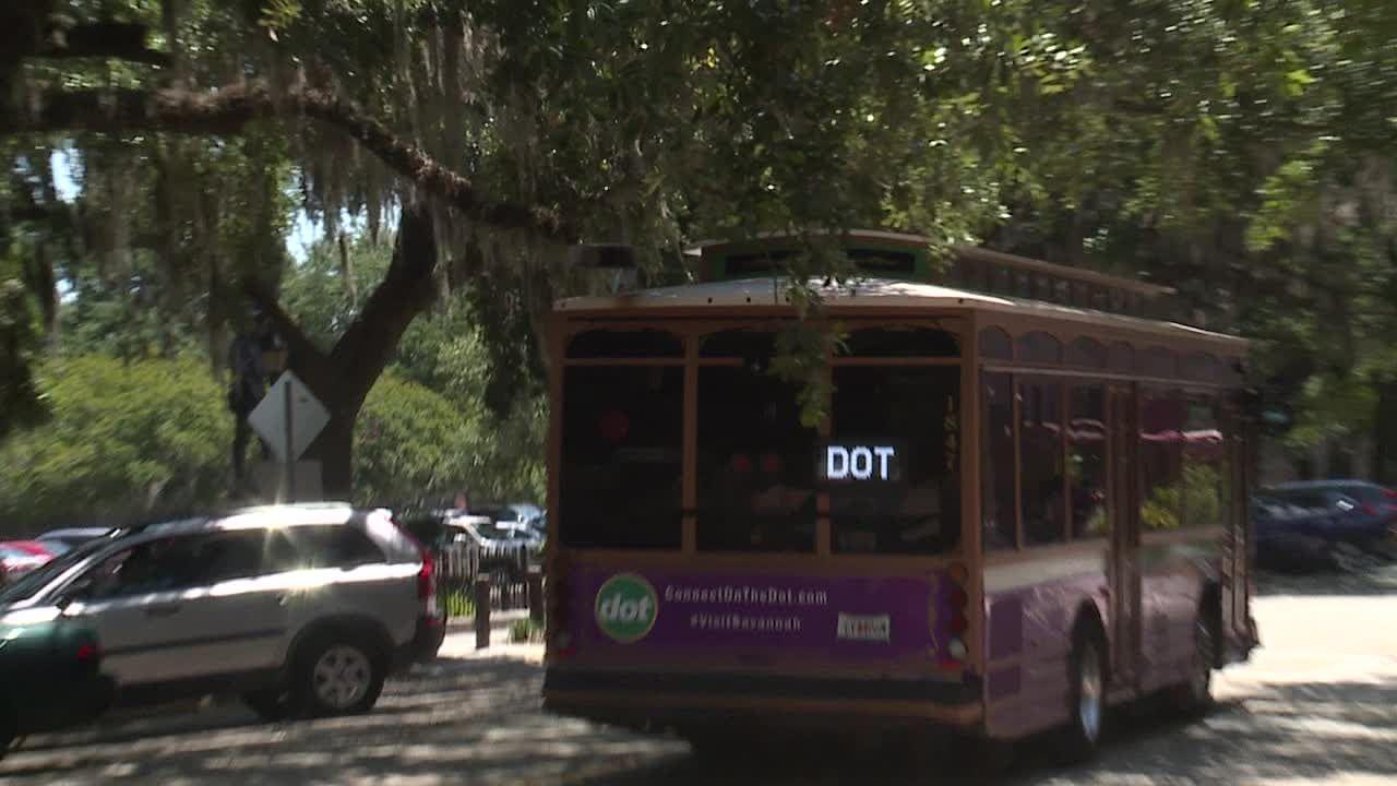 Free downtown shuttles resume