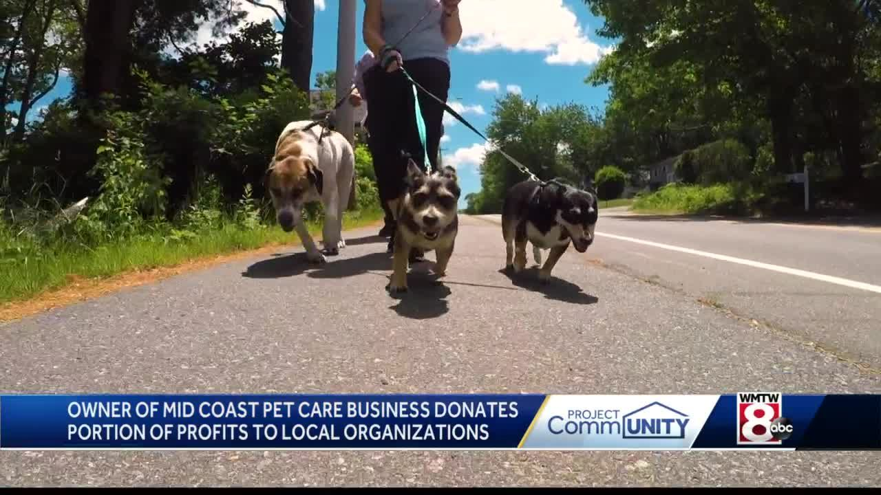 Community Champion's love for dogs fuels mission for communities