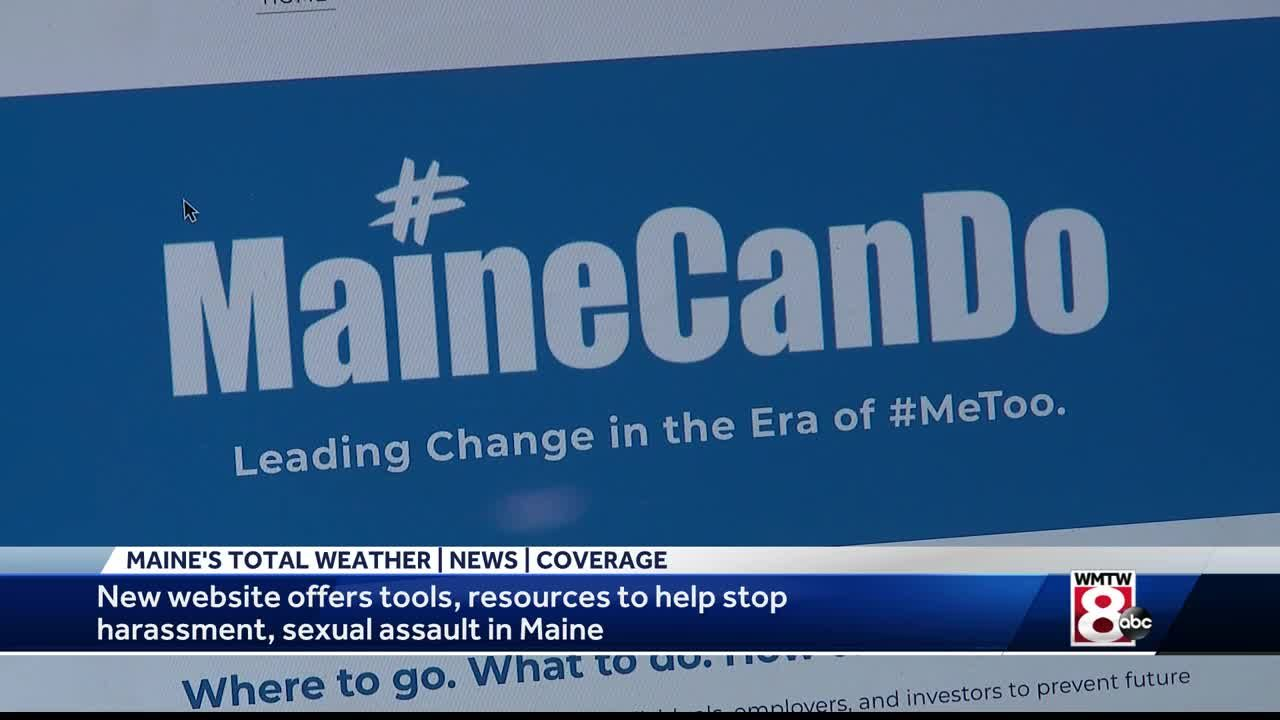 New website offers resources to prevent sexual harassment, assault