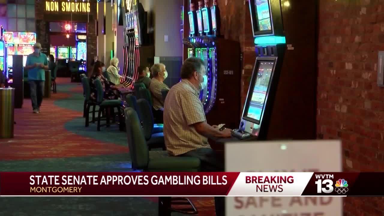 Alabama Legislature: Senate approves casino and lottery bill