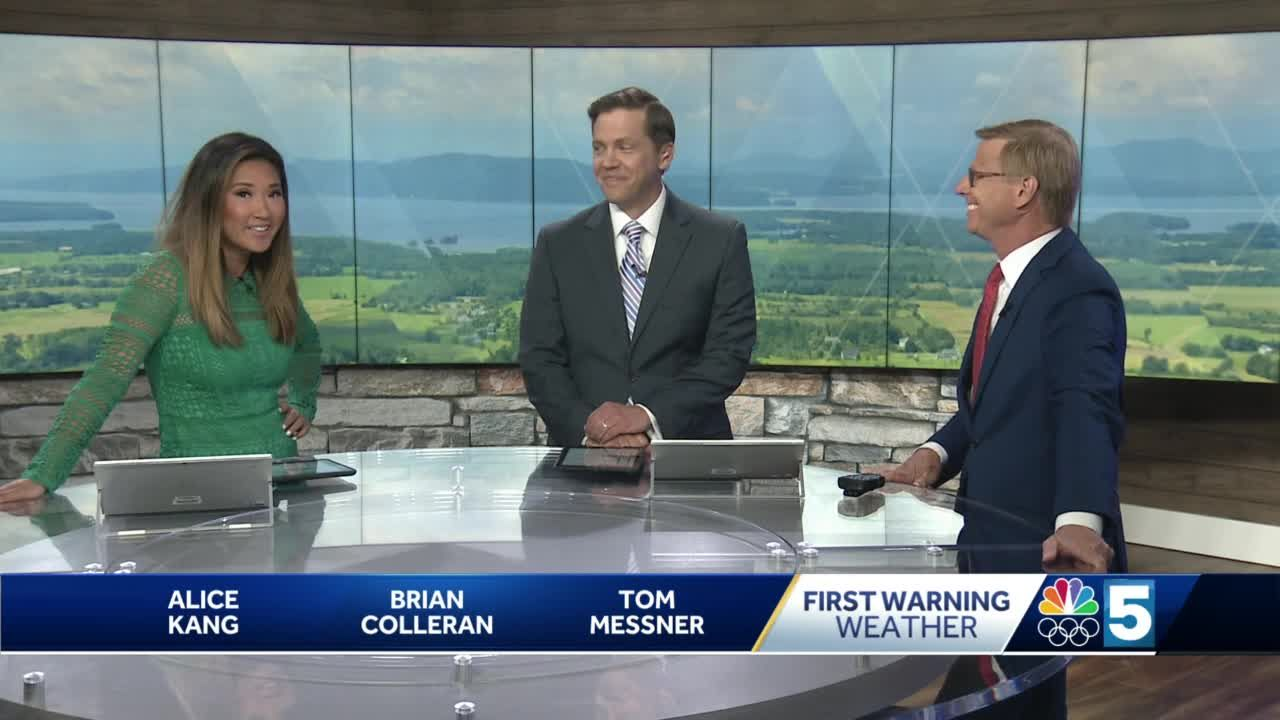 Video: Tom Messner says we'll warm up. 6.22.21