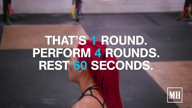Melt Off Fat With This Scorching Tabata Workout