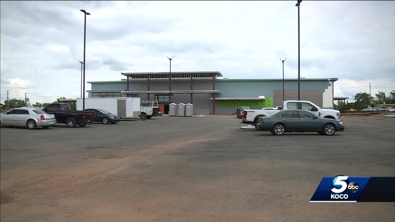 Homeland store under construction in northeast OKC to help fill food desert