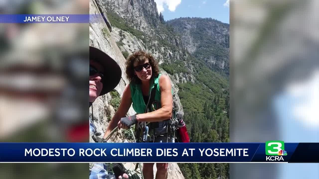 Modesto teacher dies while rock climbing in Yosemite