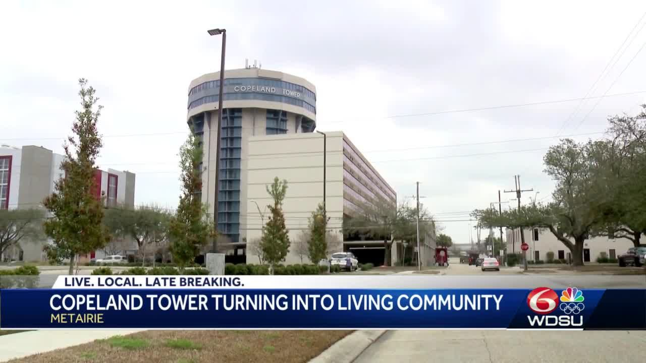 Copeland Tower suites to become adult living community